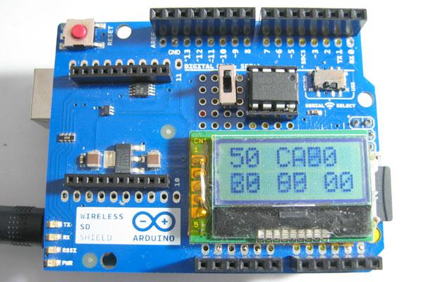 I2C EEPROM 読み込み/書き出しツール for Arduino