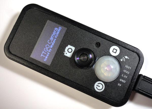 TTGO T-Camera の起動時 flash error やファームウェアの書き込み時 Could not auto-detect Flash size で失敗するときの対策方法